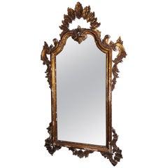 Early 20th Century Louis XIV Italian Mirror