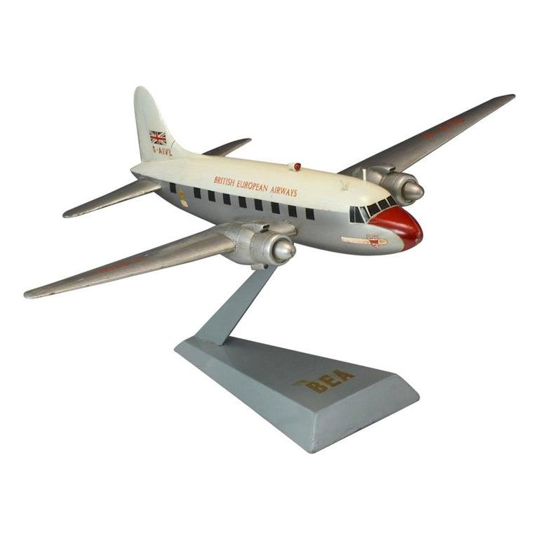 Model 'Vickers Viking' Aircraft, circa 1950 For Sale