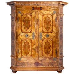 Baroque Cabinet, Southern Germany, 18th Century