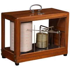 Barograph by R Fuess