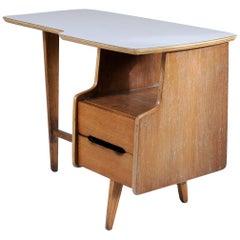 Freeform Tripod Desk Jacques Hauville France, 1950