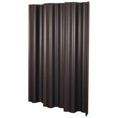 Eames Ebonized Folding Wood Screen FWS-6
