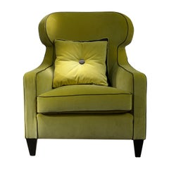 Agata Armchair with Pillow