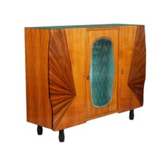 Dry Bar Cabinet, Sideboard, Buffet, De Baggis Cantù, Ico Parisi Attributed