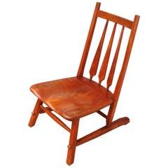 """Vintage Cushman """"Mule"""" Chair"""