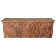 Beadboard Counter