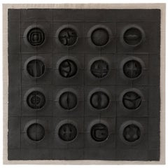 Cheung Yee Cast Paper Wall Hanging