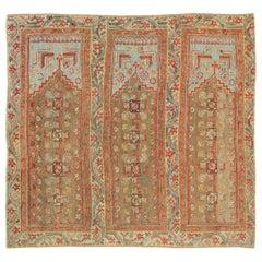 Antique Turkish Ghiordes Carpet