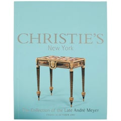 Christie's The Collection of the Late André Meyer, New York, Oct 2001