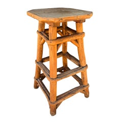 Early 20th Century American Cottage Table