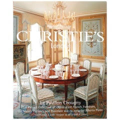 Christies, Dec 2004 Le Pavillon Chougny French Furniture, Old Masters Pictures