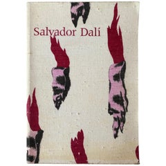 Salvador Dali Retrospective Illustrated Catalogue France, 1920-1980