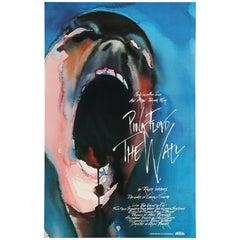 "Pink Floyd ""The Wall"" Original Vintage Movie Poster, American, 1982"