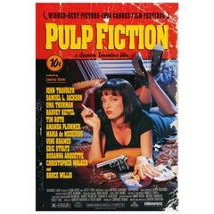 """Pulp Fiction"" Original Vintage Movie Poster, American, 1994"