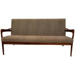 Sofa Designed by Rolf Rastad & Adolf Relling, Dokka Mobler, 1960s