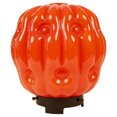 Midcentury Pumpkin's Table Lamp, 1960