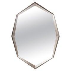 Okulus Oval Mirror by Jean Louis Deniot for Marc de Berny