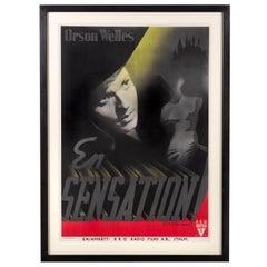 Citizen Kane, En Sensation