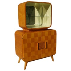 China Closet  Art Deco J.Halabala J-145 from 1940