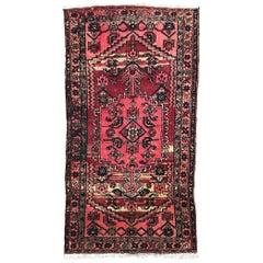 Vintage Kurdish Tribal Rug