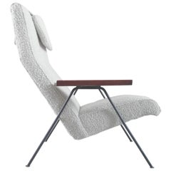 Original Vintage Robin Day Reclining Chair for Hille, UK, 1952