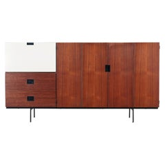 Cees Braakman Japanese Series Teak Sideboard for Pastoe, Netherlands, 1955