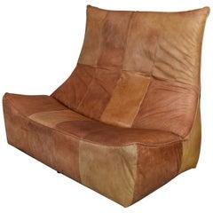 Rock Sofa by Gerard Van Den Berg for Montis, circa 1970