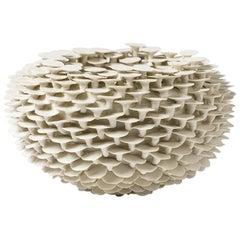"""Porcelain Sculpture """"Solctice"""", Exclusivity for Aurélien Gendras"""