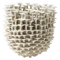 """Porcelain Sculpture  Entitled """" Solctice """", Exclusivity for Aurélien Gendras"""