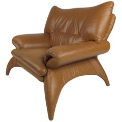 Unusual Contemporary Modern Lounge Chair