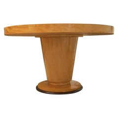 French Art Deco Center Table