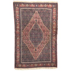 Very Fine and Beautiful Antique Senneh Style Rug