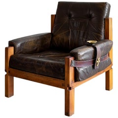 Pierre Chapo Lounge Chair