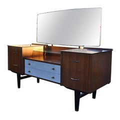 Midcentury Teak Dressing Table, 1960s