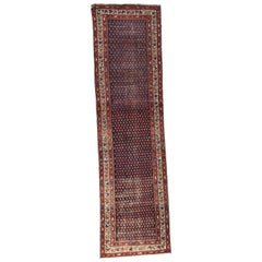 Antique Beautiful Runner Malayer Style