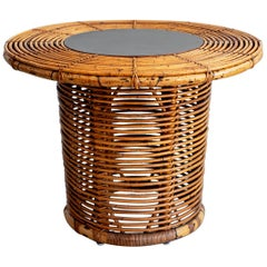 Bonacina Rattan Table