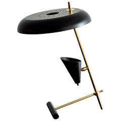 Italian Desk Lamp in the Style of Gino Sarfatti