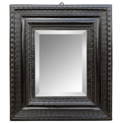 19th Century Dutch Frame with Mirror