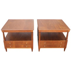 Pair of Tables by John Widdicomb