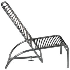 Chaise Longue by René Herbst for Tecta, Germany, 1980
