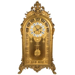 Barbedienne French Clock, circa 1880
