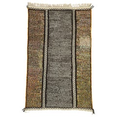 Berber Moroccan Rug with Modern Tribal Style