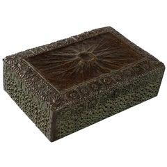 Bronze Humidor by Tiffany Studios New York