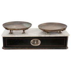 French 19th Century Culinary Scale