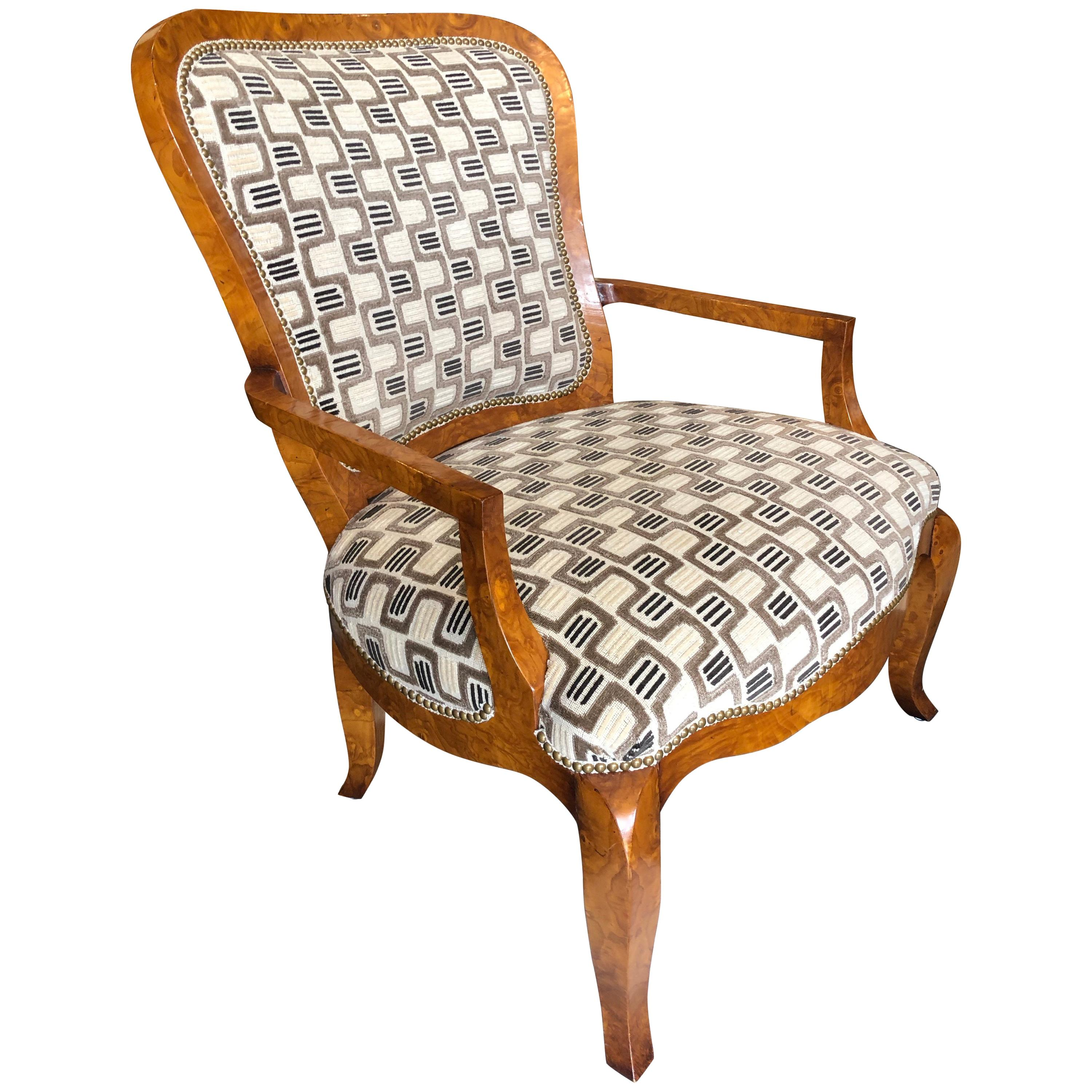 Extra Large Armchair by William Switzer