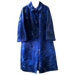 Chinese Handmade Silk Coat