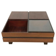 Mid-Century Modern, Modular Coffee Table by Luigi Sormani, Italy, 1960s