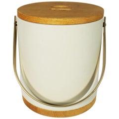 Mid-Century Modern Morgan & Company Bucket Brigade Ice Bucket