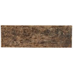 Carved Artistic Cobbler Panel