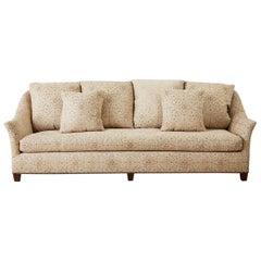 Jonas New York Bruxelles Four Seat Upholstered Sofa